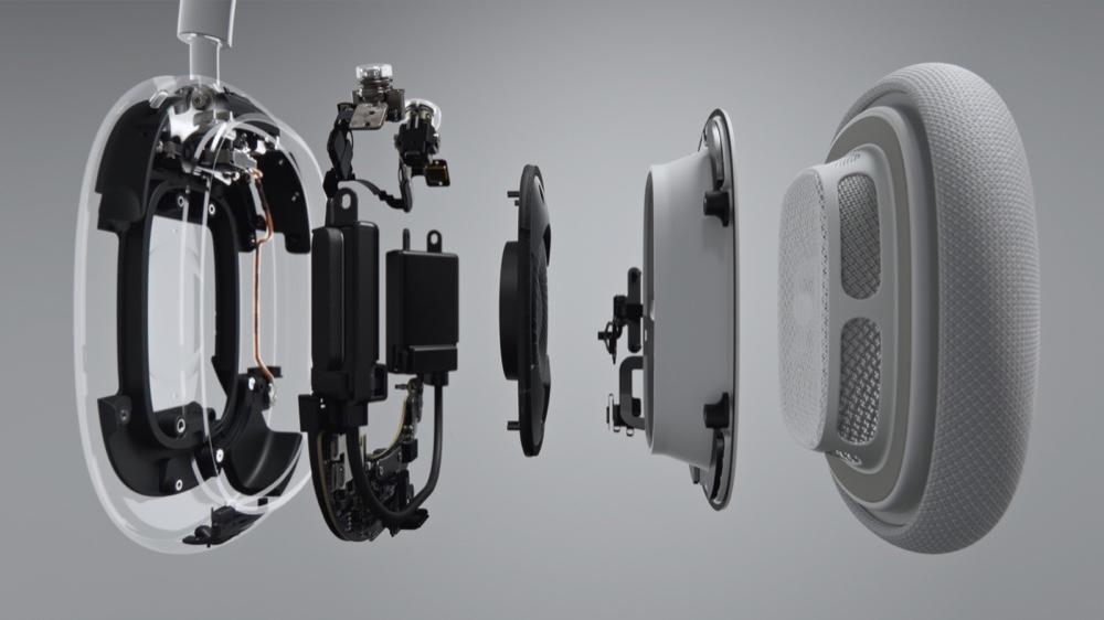 AirPods Max, así son los audífonos extremadamente caros de Apple