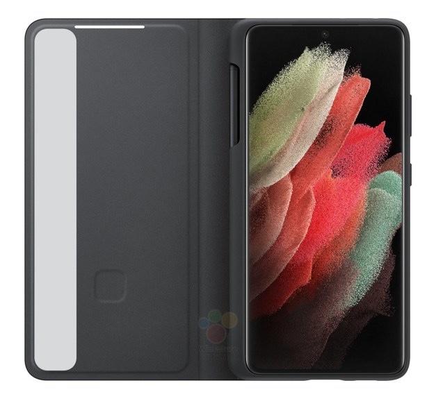 Se filtran un case y la supuesta S Pen para el Galaxy S21 Ultra
