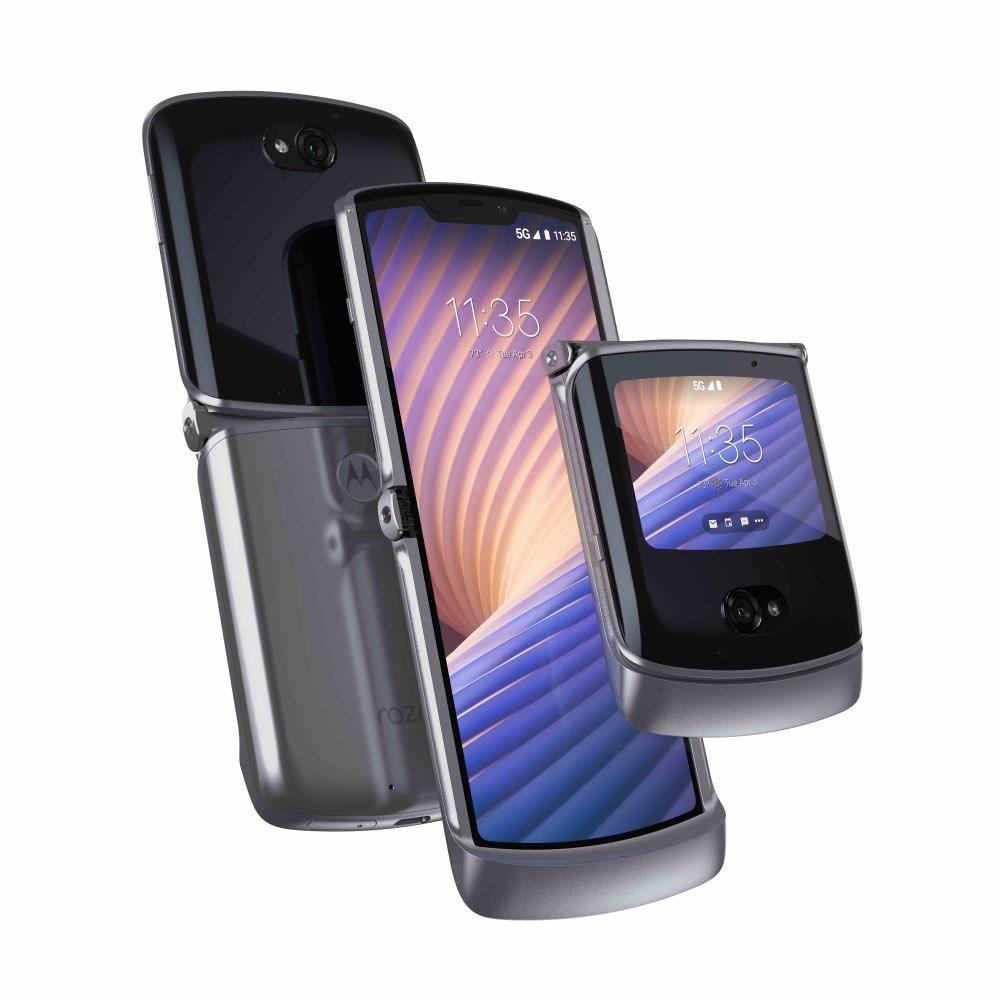 Motorola quiere ARAZR con su nuevo celular plegable