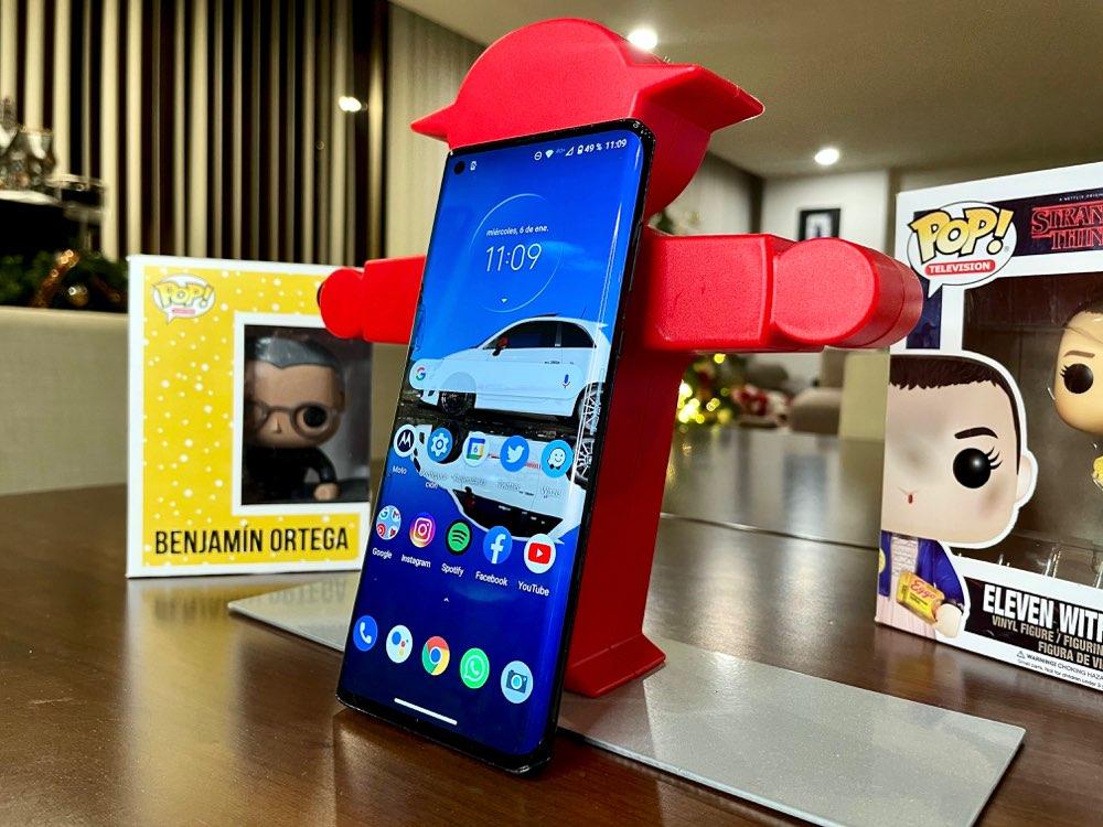 Review: Moto Edge+. Vaya regreso de Motorola a la gama alta