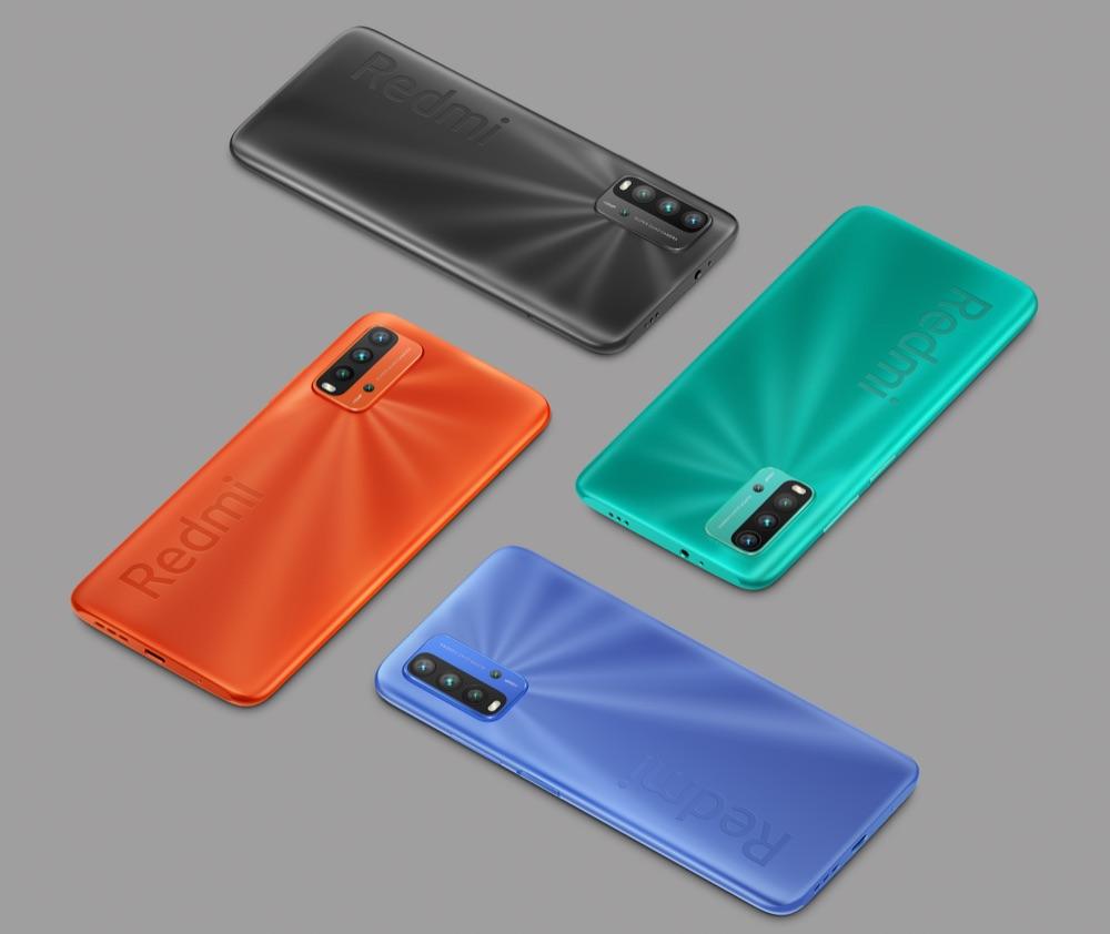 Xiaomi Redmi 9T y Redmi Note 9T nuevos gama baja y gama media a la vista