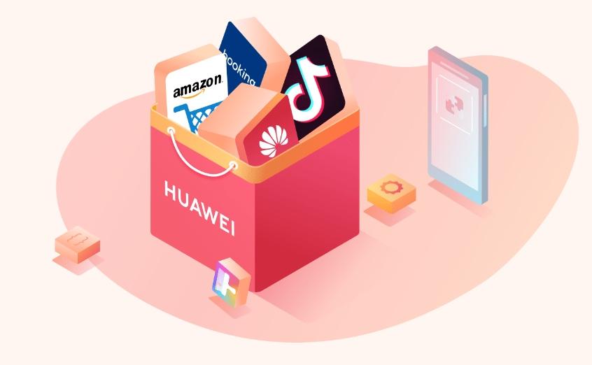 Conoce las 8 nuevas aplicaciones de AppGallery de Huawei