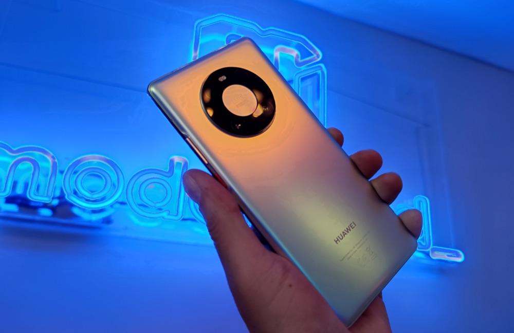 Huawei podría vender las marcas P y Mate