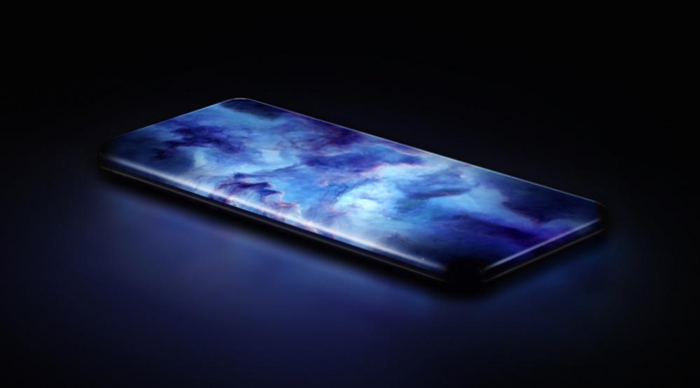 Xiaomi muestra impresionante celular con pantalla de cuatro curvas