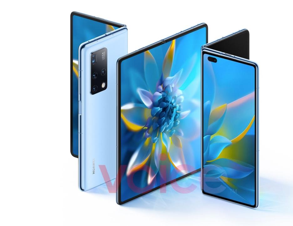Filtran Huawei Mate X2 a minutos de su presentación oficial en China