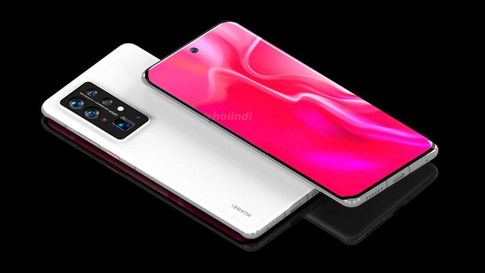 Huawei P50 sería el primer celular con HarmonyOS de fábrica