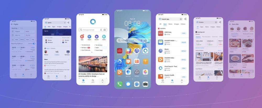 Petal Search, de Huawei, alcanza 18 millones de usuarios activos al mes