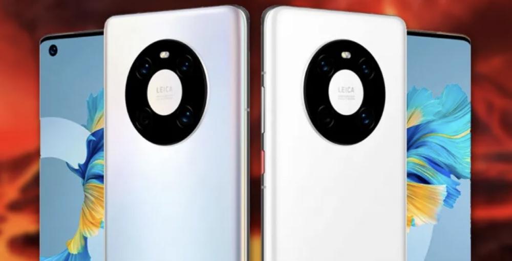 Huawei presenta el Mate 40E, la versión 'Lite' de su celular insignia