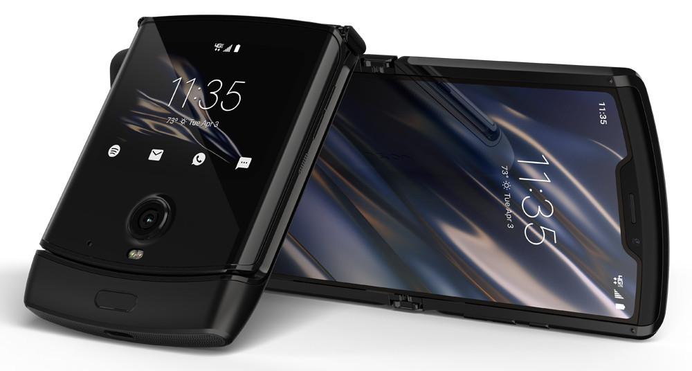 Celular plegable a mitad de precio. Motorola Razr por $15,999 pesos