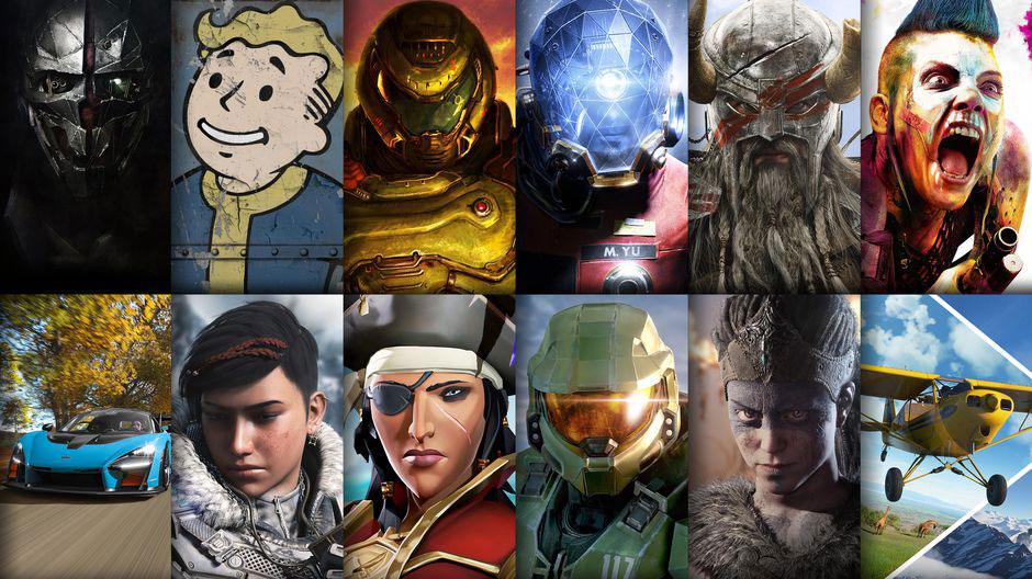 Doom I,II,III; Fallout 4, RAGE 2 y más juegos de Bethesda llegan a Gamepass