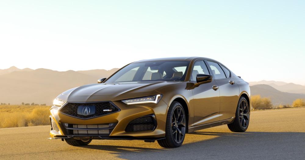 Type S regresa a Acura con el nuevo TLX Type S
