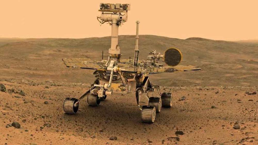 Opportunity: más que un rover en Marte