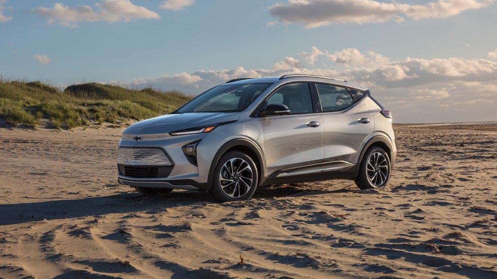 Chevrolet Bolt EUV 2022 confirmada para México