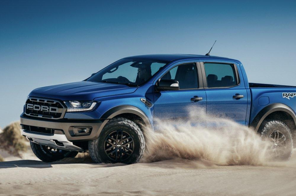 Ford Ranger Raptor 2021 llega a México con motor Bi-Turbo