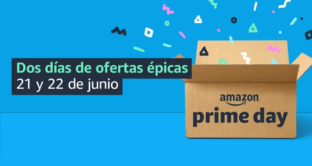 Amazon anuncia fechas del Prime Day, será 21 y 22 de junio.