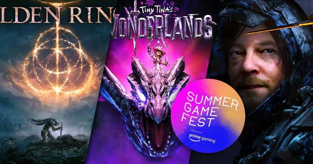 ¡TODOS los anuncios y adelantos del Summer Game Fest 2021!