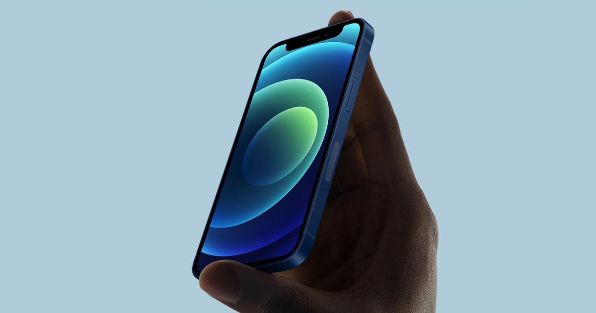 Apple deja de fabricar el iPhone 12 mini