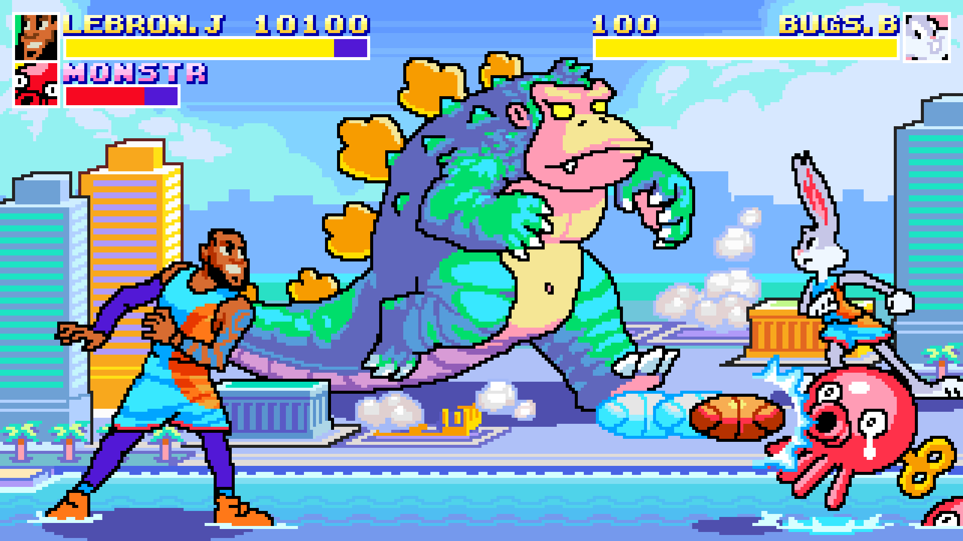 Space Jam The New Legacy: el videojuego