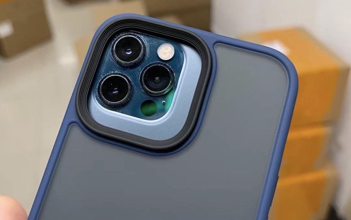 El iPhone 13 tendrá cámaras más grandes