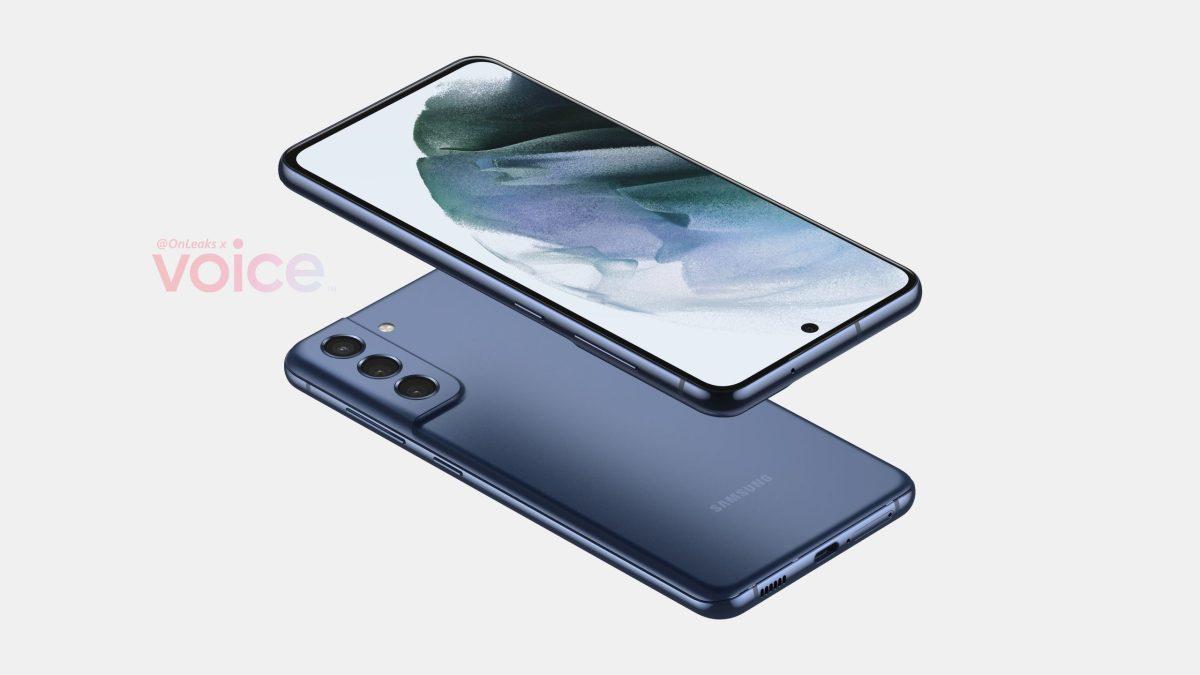 Así será el Samsung Galaxy 21 FE