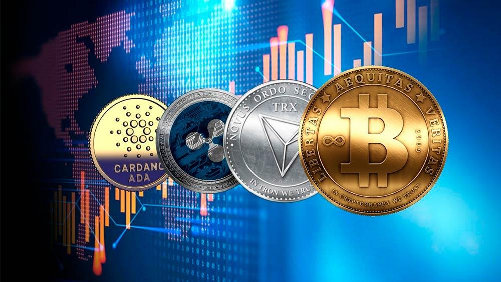 El bitcoin y otras criptomonedas con las que puedes hacer 'trading'