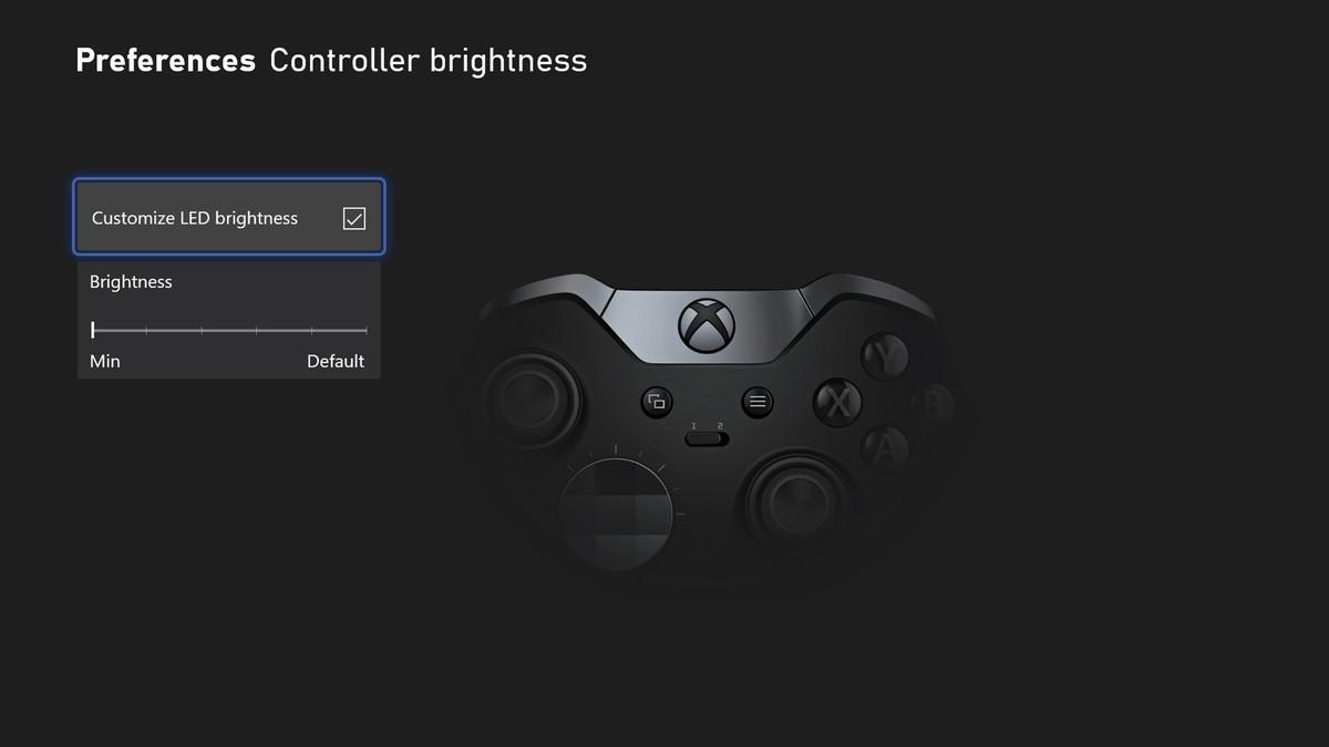 Xbox estrenará el 'modo nocturno'