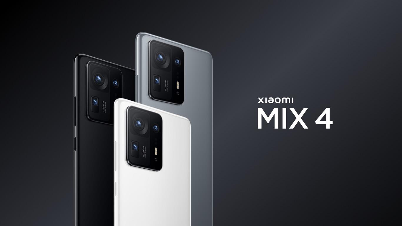 Características y precio del Xiaomi Mi Mix 4