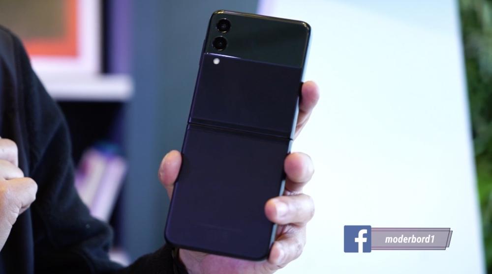 Samsung Galaxy Z Flip 3, diseño único con potencia para satisfacer a todos