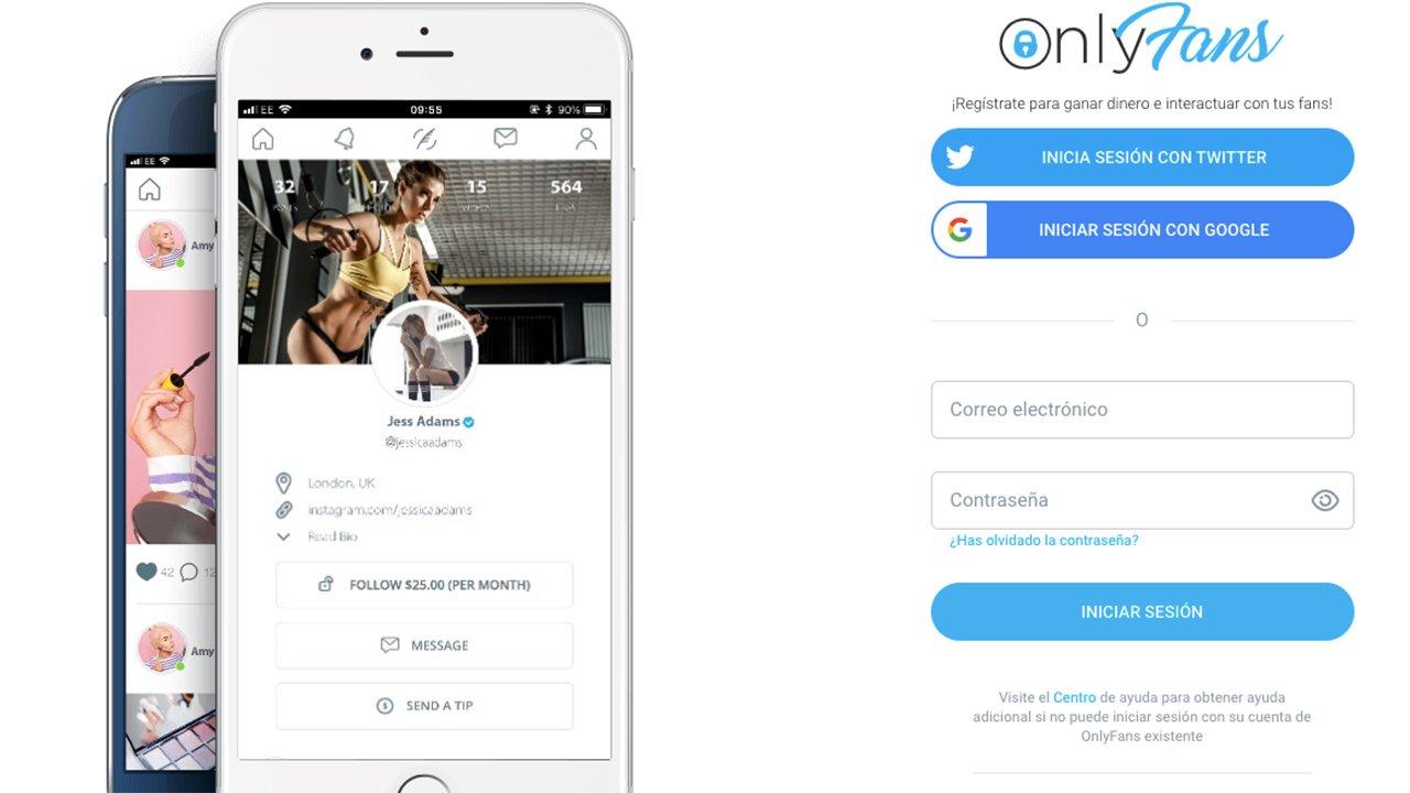 OnlyFans prohibirá la publicación de videos con contenido sexual