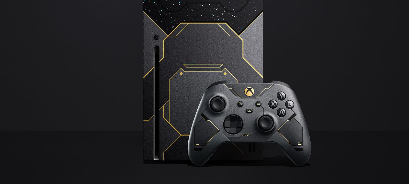 Microsoft lanzará un Xbox Series X Halo Infinite Edición Limitada