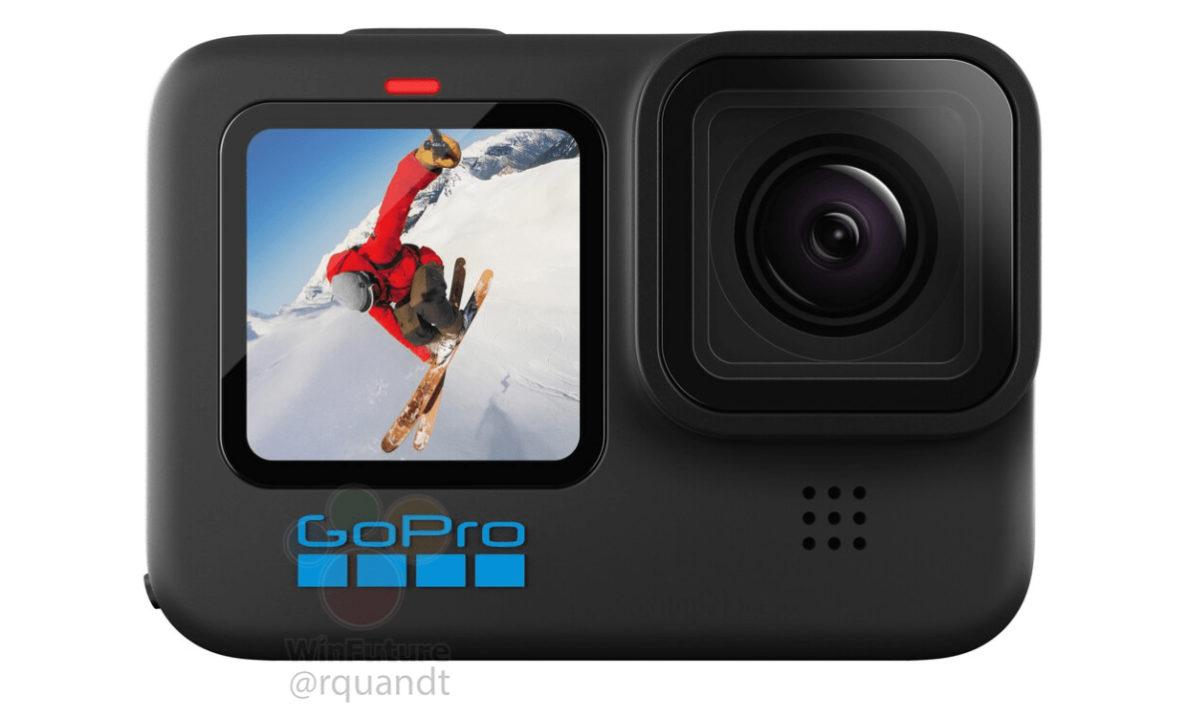 Así será la GoPro 10 Hero Black