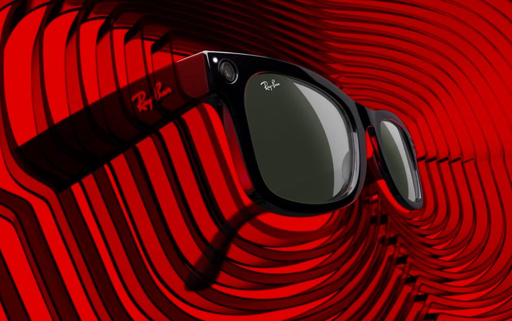 Facebook lanza sus primeros lentes inteligentes: Ray-Ban Stories