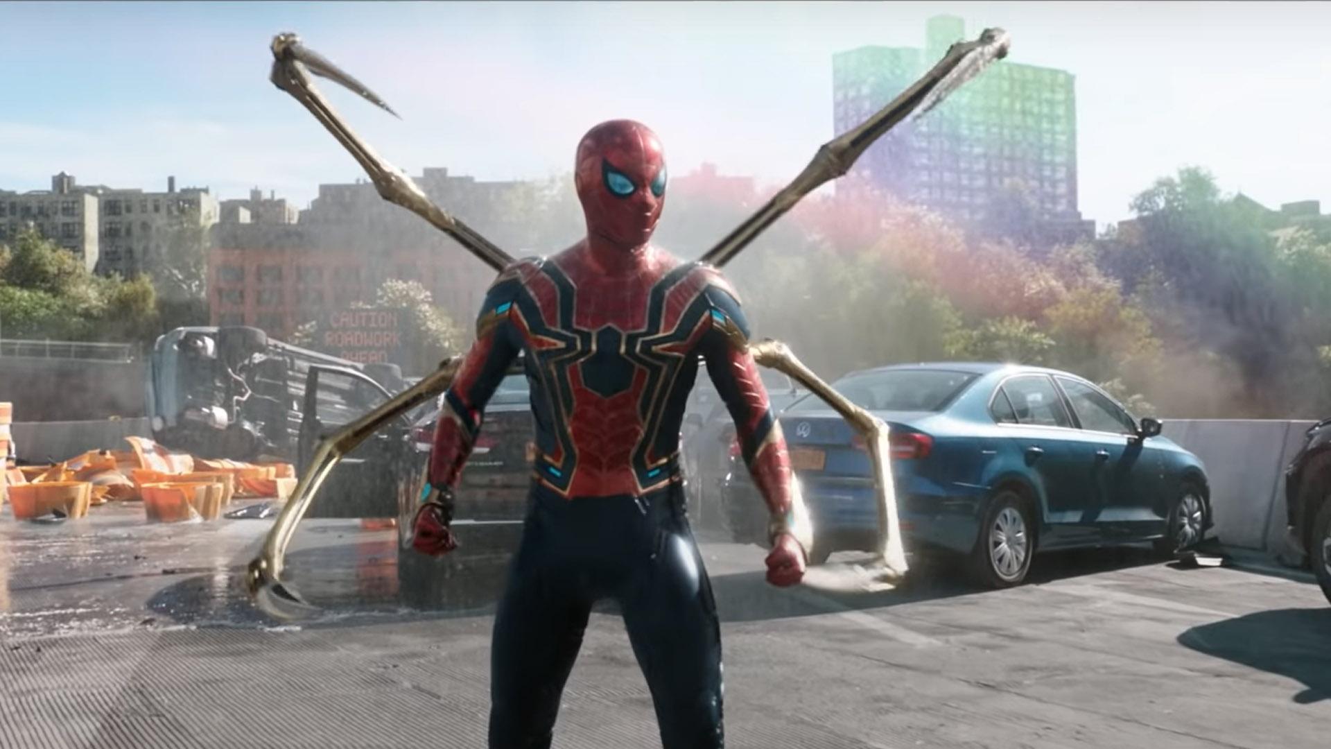 Tráiler de 'Spider-Man: No Way Home' supera récord de 'Avengers: Endgame'