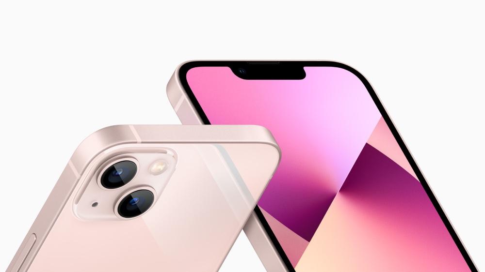Esos son los nuevos iPhone 13 mini y iPhone 13