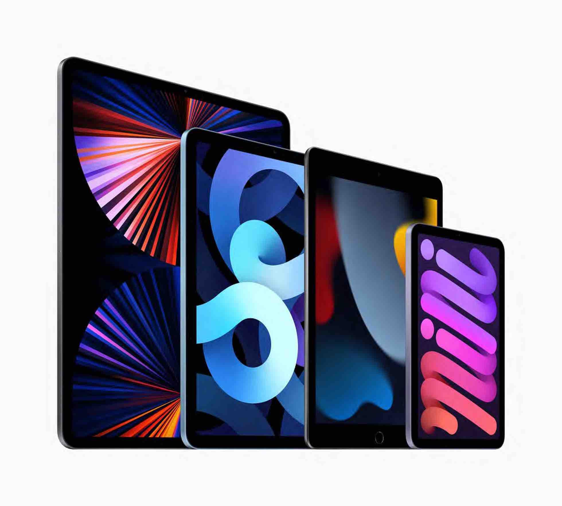 Conoce los nuevos iPad y iPad Mini presentados el día de hoy