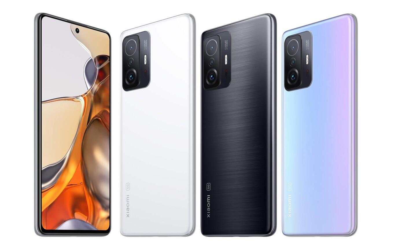 Xiaomi 11T y 11T Pro: precio y disponibilidad en México