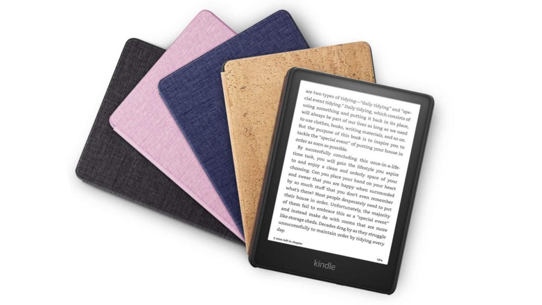 Kindle Paperwhite y Kindle Paperwhite Signature: precio y características
