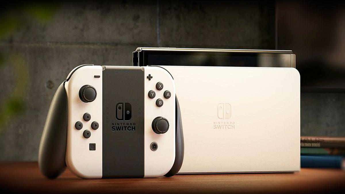 Nintendo Switch OLED ya está disponible en México