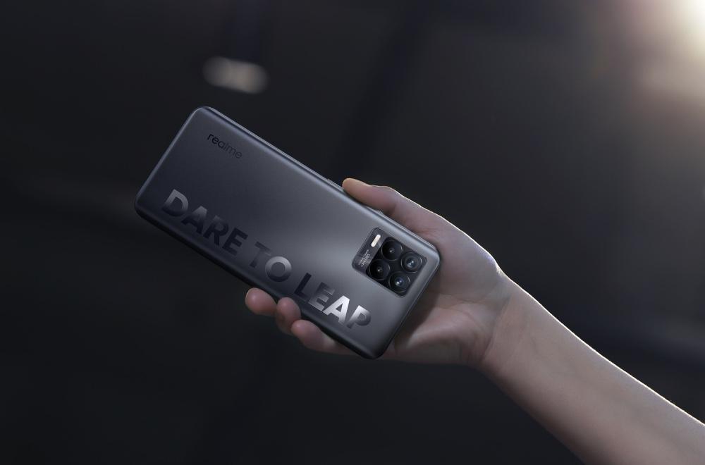 realme 8 Pro llega a México por $8,559 pesos y con cámara de 108 megapixeles