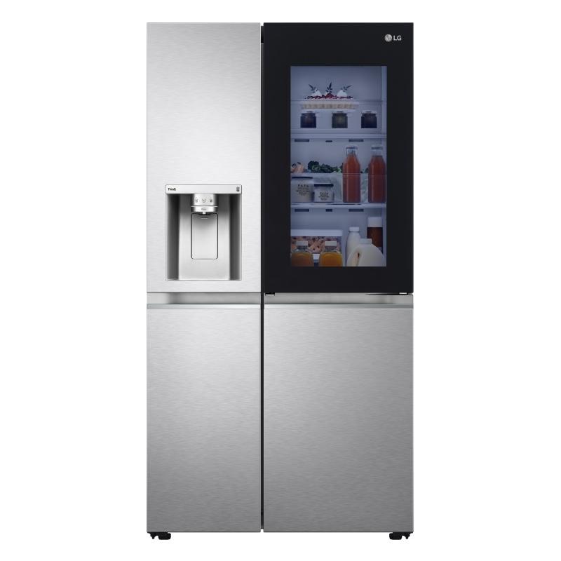 Nuevos refrigeradores LG InstaView Door-in-Door con UVnano